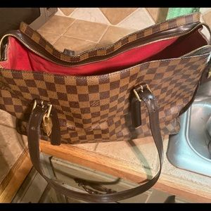 Louis Vuitton Damier Ebene Chelsea Bag